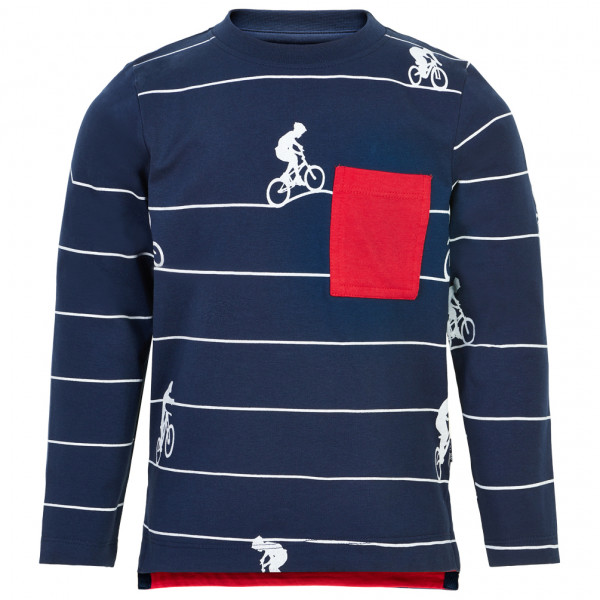 ME TOO - Kid's T-Shirt L/S Aop Bikes - Longsleeve