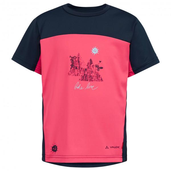 Vaude - Kid's Solaro T-Shirt - Tekninen paita