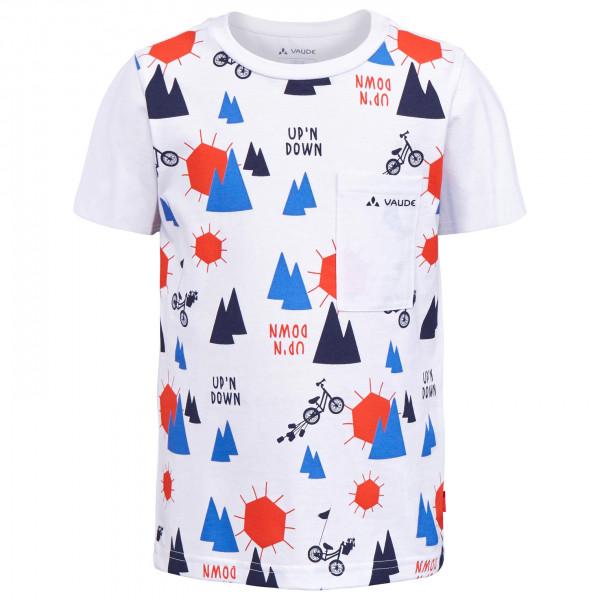 Vaude - Kid's Tammar AOP T-Shirt - Camiseta de manga corta