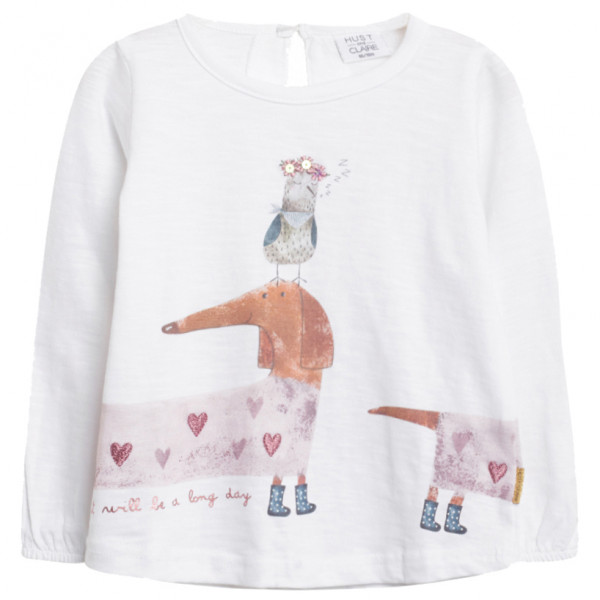 Hust&Claire - Kid's Astrid - T-shirt