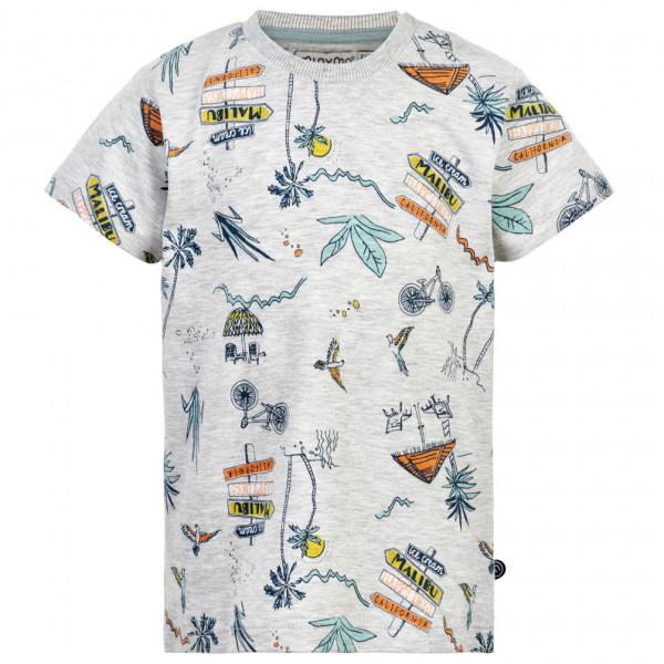 Minymo - Kid's T- Shirt S/S AOP - T-paidat