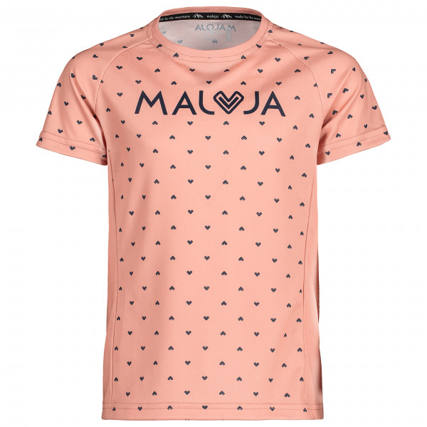 Maloja - Kid's Urezzag. - Funktionströja