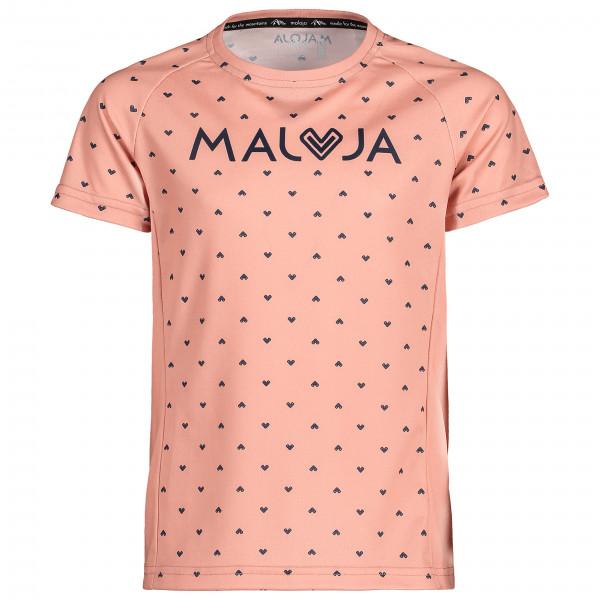 Maloja - Kid's Urezzag. - Sportshirt
