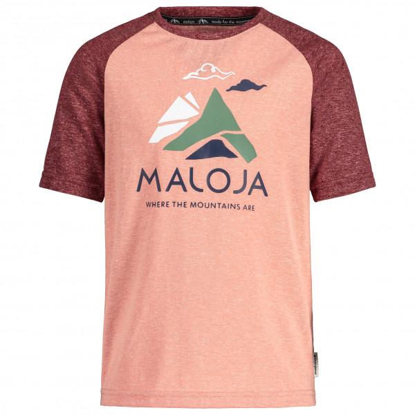 Maloja - Kid's Valspregnag. - Sport-T-shirt