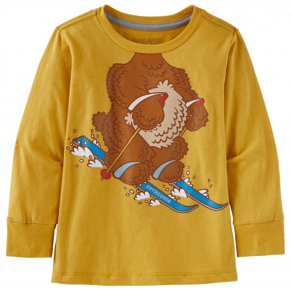 Patagonia - Baby Graphic Organic T-Shirt - Camiseta de manga corta