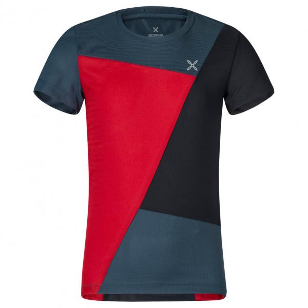 Kid's Outdoor Color Block T-Shirt - Sport shirt
