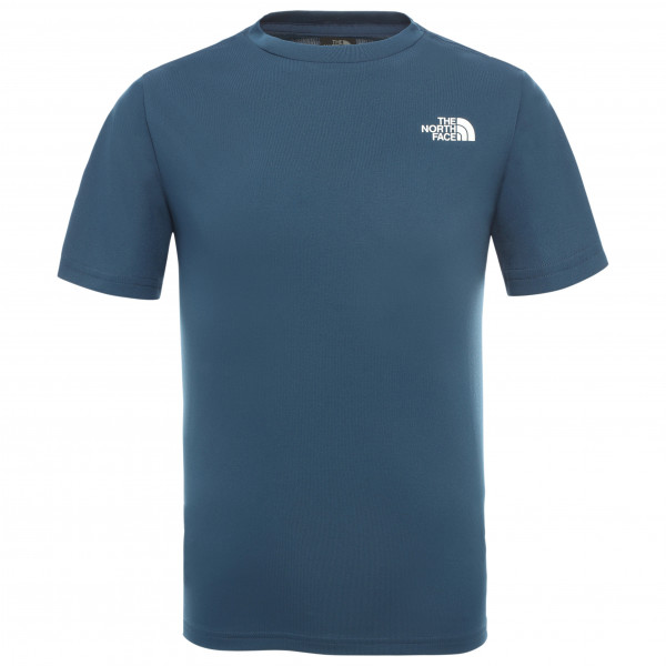 The North Face - Boy's S/S Reaxion 2.0 Tee - Funktionströja