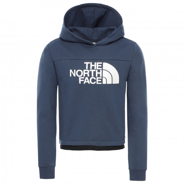 The North Face - Girl's Cropped Hoodie - Hoodie