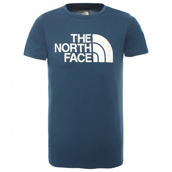 The North Face - Girl's S/S Reaxion Tee - Sport shirt