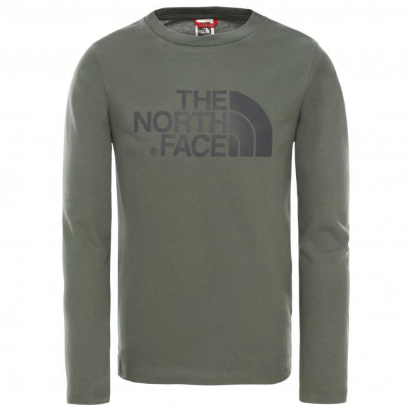 The North Face - Youth Easy L/S Tee - Camiseta de manga larga