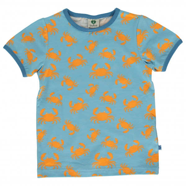 Smafolk - Kid's T-Shirt with Crabs - T-shirt