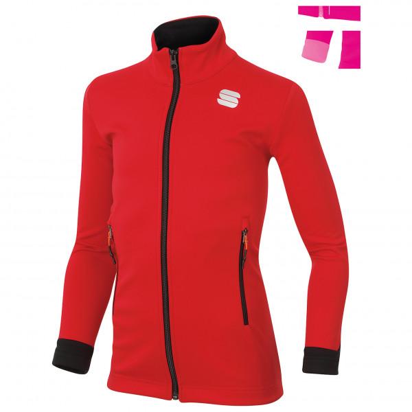 Sportful - Squadra Junior Jacket - Langlaufjacke