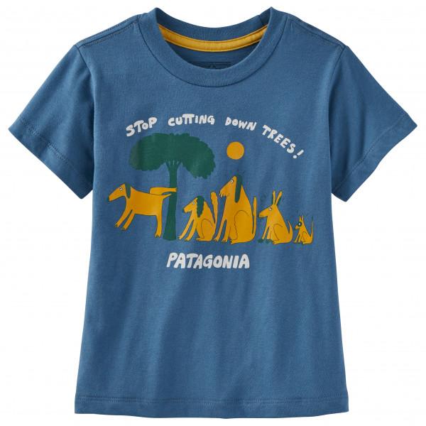 Patagonia - Baby's Graphic Organic - T-shirt