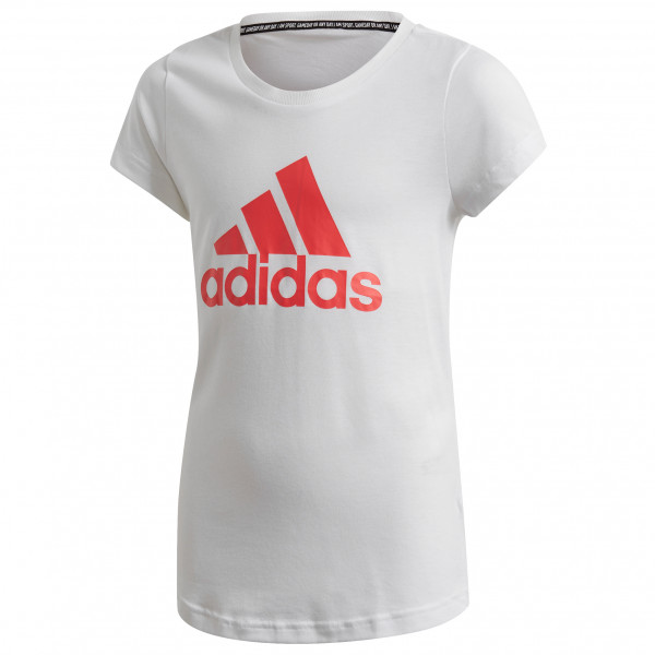 adidas - Girl's MH Badge of Sports Tee - T-shirt