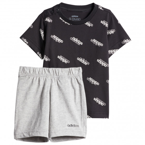 adidas - Kid's I Fav S/S Set - T-shirt