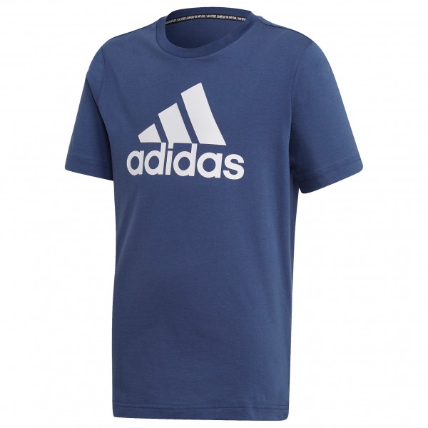 adidas - Kid's YB MH Badge of Sports Tee - T-shirt