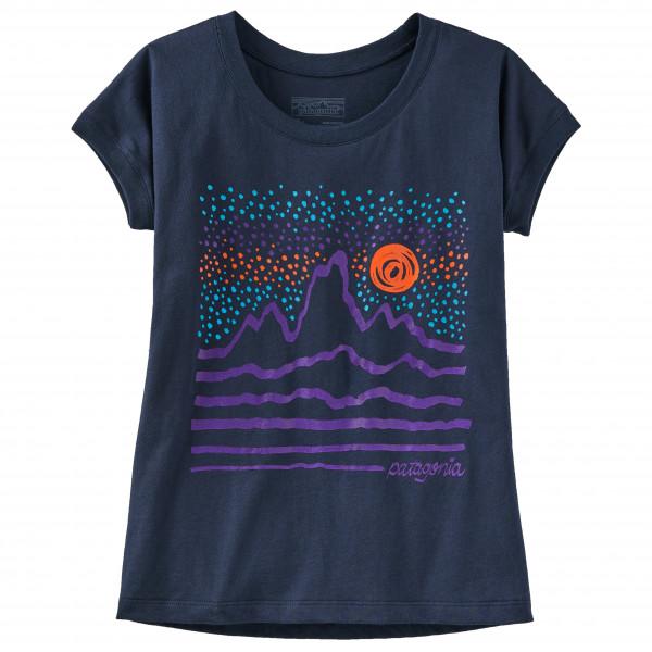 Patagonia - Girl's Graphic Organic - T-Shirt