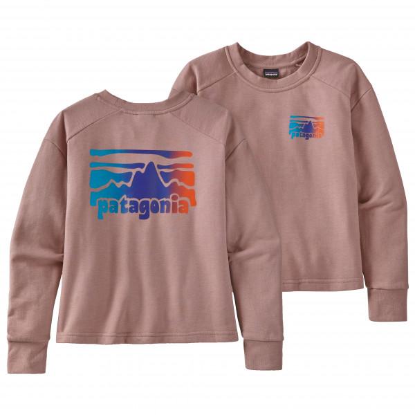 Patagonia - Girl's Lightweight Crew Sweatshirt - Pull