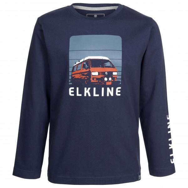 Elkline - Kid's Challenge - Longsleeve