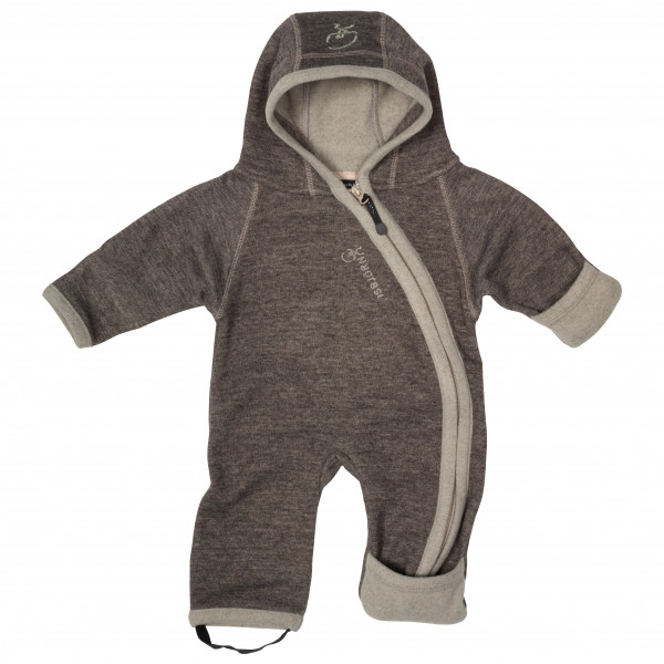 Isbjörn - Baby's Wooly Jumpsuit - Overall