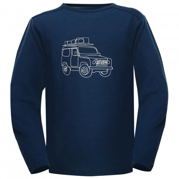Stoic - Kid's T150 Merino L/S StadsjeepSt. - T-shirt