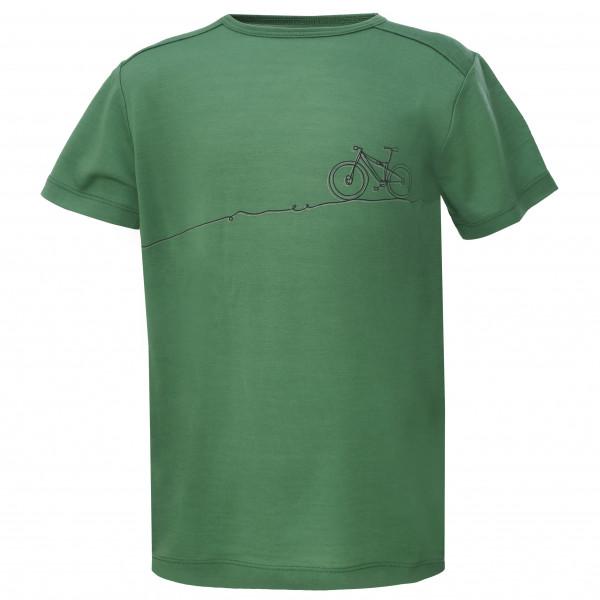 Stoic - Kid's T150 Merino S/S CykelSt. - T-Shirt