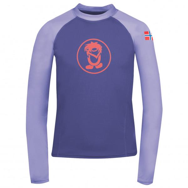 Kid's Kvalvika Shirt - Sport shirt