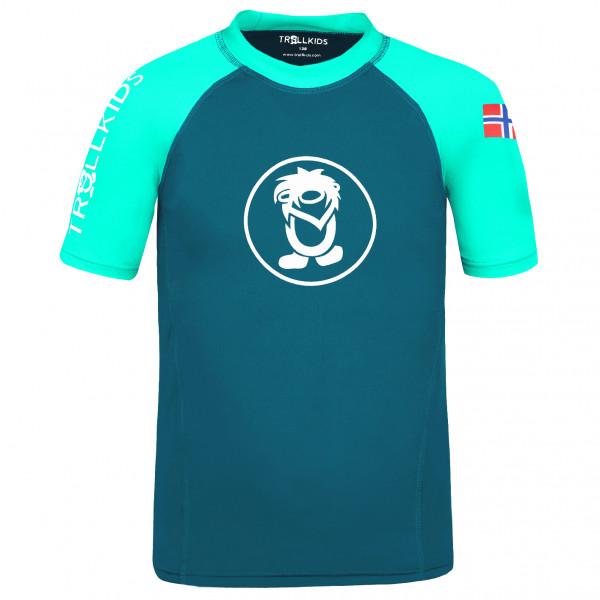 Trollkids - Kid's Kvalvika T - Camiseta funcional