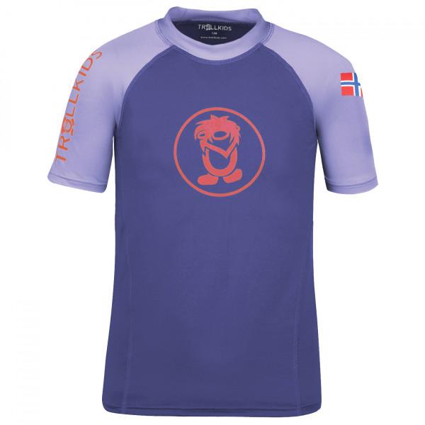 Trollkids - Kid's Kvalvika T - T-shirt technique