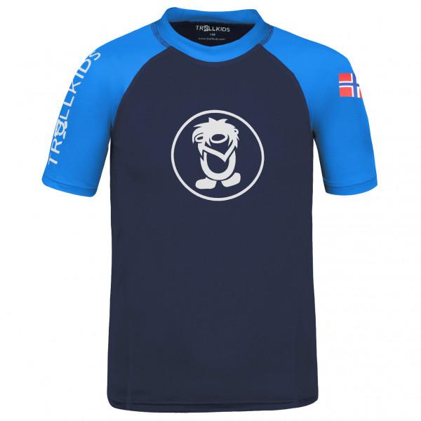 Kid's Kvalvika T - Sport shirt