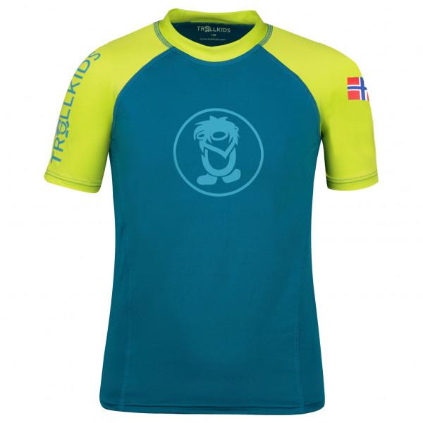 Trollkids - Kid's Kvalvika T - Tekninen paita