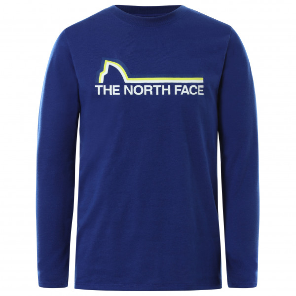 The North Face - Boy's L/S On Mountain Tee - Funktionsshirt