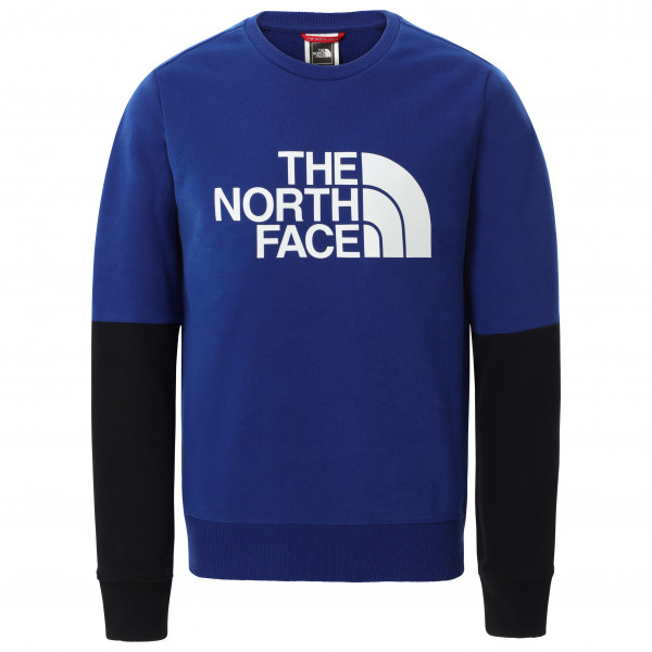 The North Face - Youth Drew Peak Light Crew Cotton - Pullover