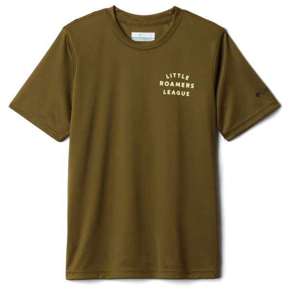 Columbia - Kid's Grizzly Grove S/S Graphic Tee - Sport shirt