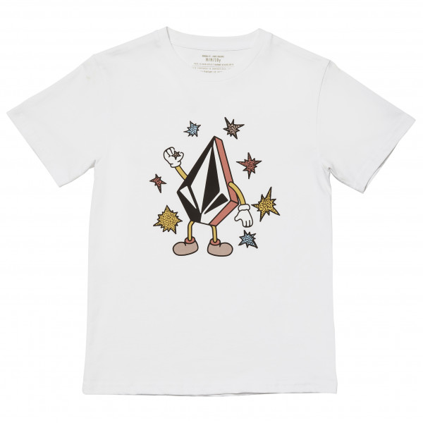 Kid's Fizz Stone BSC S/S - T-shirt