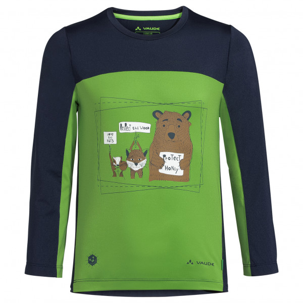 Kid's Solaro L/S T-Shirt II - Sport shirt