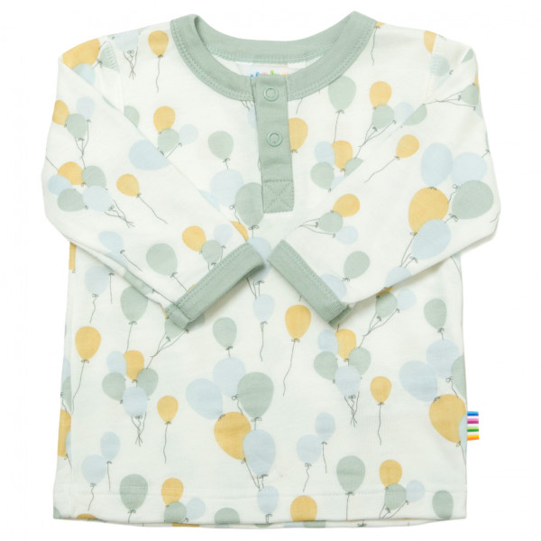 Joha - Kid's Blouse with Buttons - Longsleeve