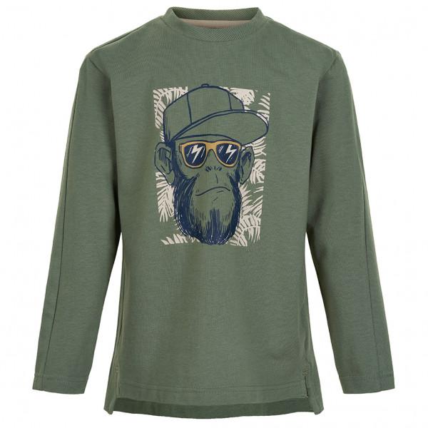 Boy's T-Shirt L/S Print - Longsleeve