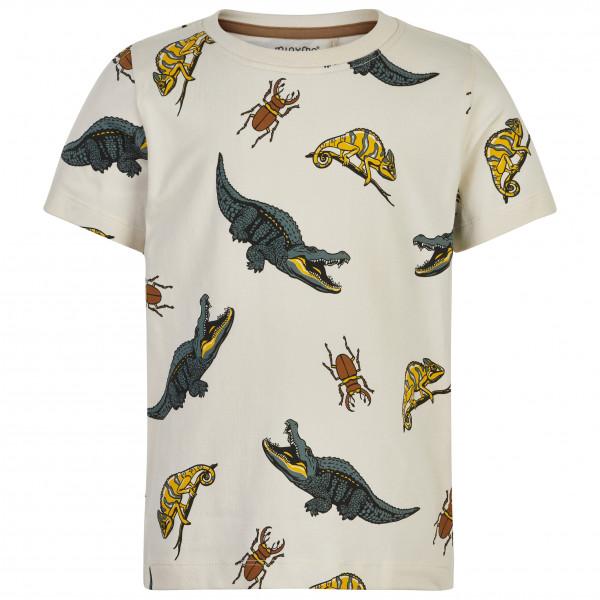 Boy's T-Shirt S/S All Over Print - T-shirt
