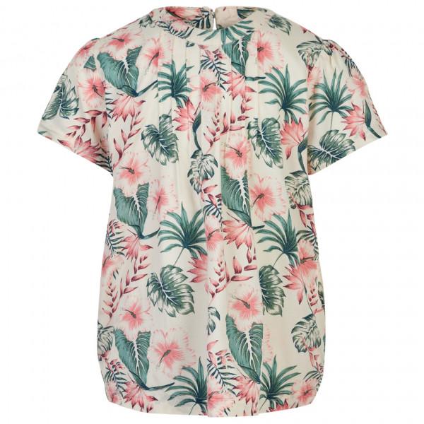 Girl's Blouse S/S All Over Print - T-shirt