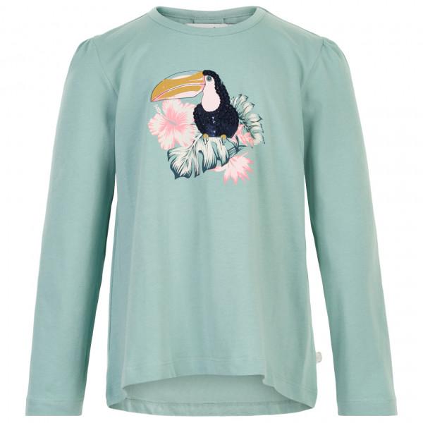 Girl's T-Shirt L/S Print - Longsleeve