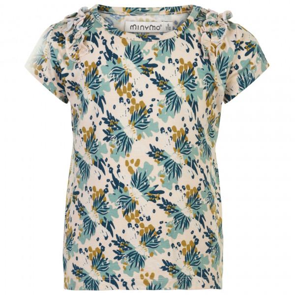 Girl's T-Shirt S/S All Over Print - T-shirt