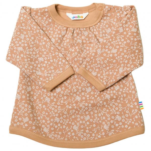 Joha - Kid's 617 Shirt  A-Shape Wool & Cotton - T-shirt en laine mérinos