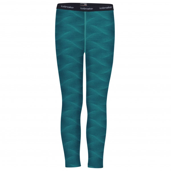 Icebreaker - Kids 200 Oasis Leggings Curve - Leggings