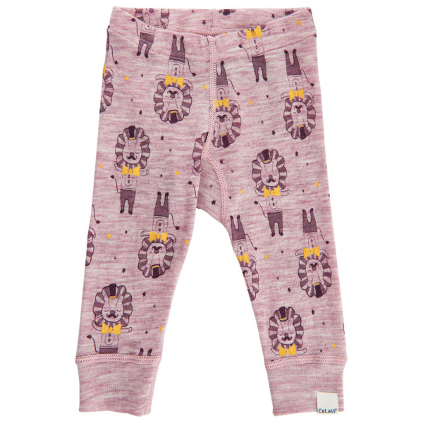CeLaVi - Kid's Leggings Lion AOP - Leggings