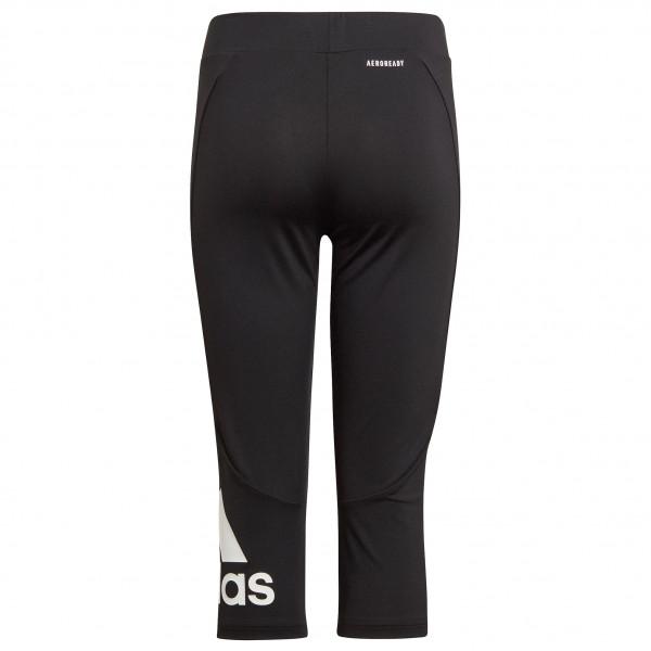 Girl's Sport 3/4 Fitted - Leggings