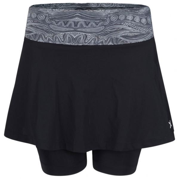 Montura - Kid's Sensi Sport Skirt + Ciclista - Løpeskjørt