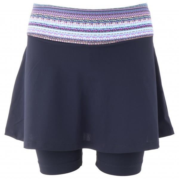 Montura - Kid's Sensi Sport Skirt + Ciclista - Löparkjol