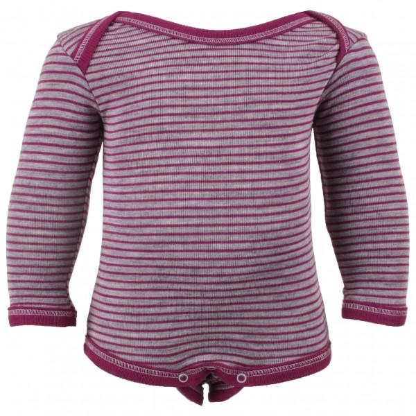 Engel - Baby-Body L/S - Merinounterwäsche