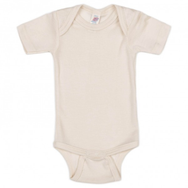 Engel - Baby Body S/S - Merino undertøj